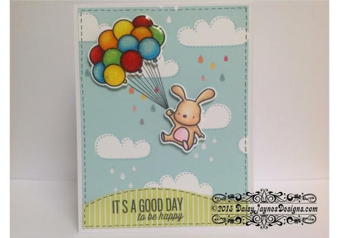 me bunny balloons