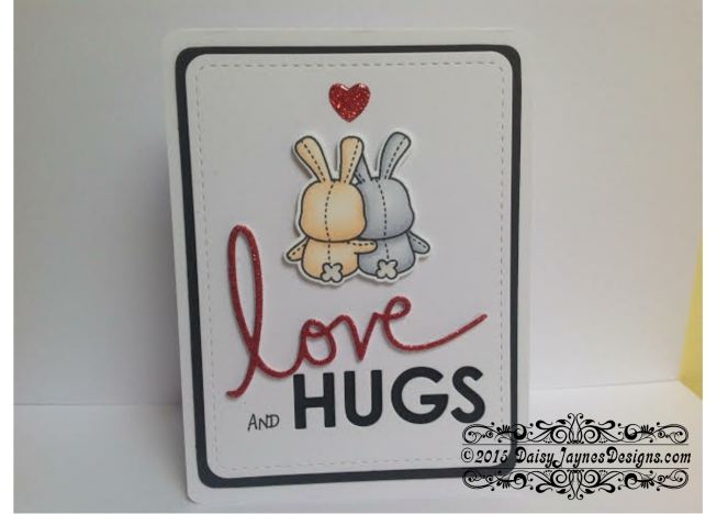 me love and hugs
