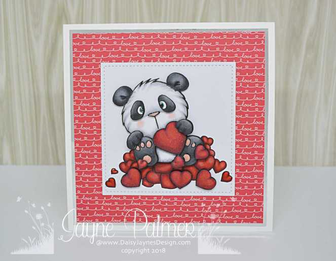 gsd panda love dt