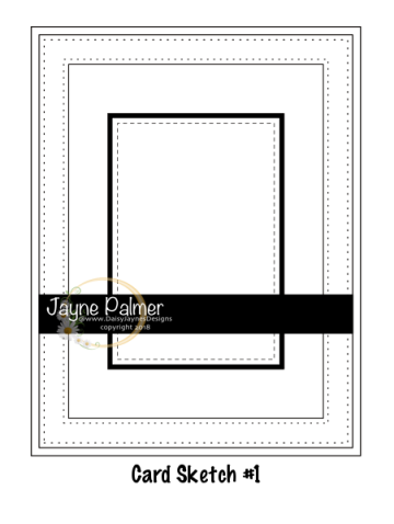 card sketch#1