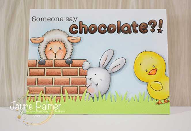 gsd dt chocolate? feb 18