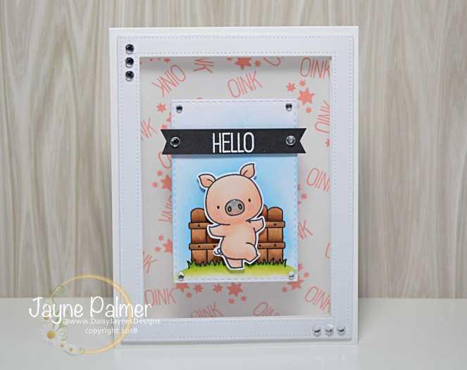 Hello pig 02:18